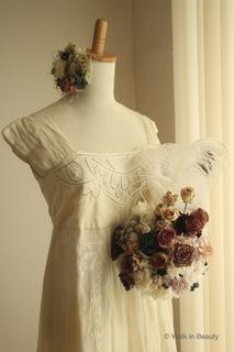 ドレス&SHY FLOWER<img src=